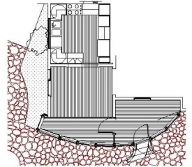 Home Addition, Amherst, Massachusetts Plan_500