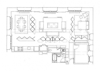 Loft Residence Lower Broadway Plan_500