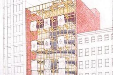 Tibet House, NYC Perspective_500