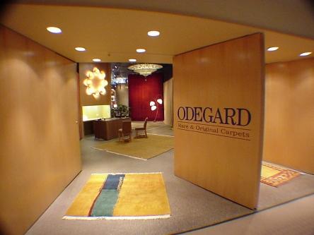 Odegard Showrooms